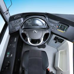 Городской автобус XMQ6127G